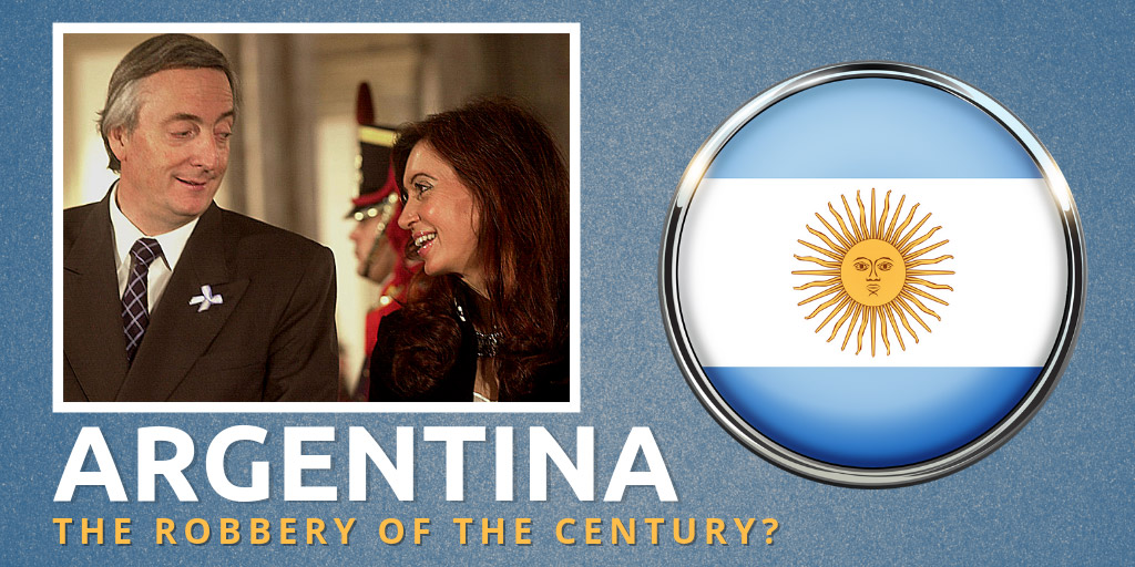 Argentina, The ROBBERY of the Century? - VisualPolitik