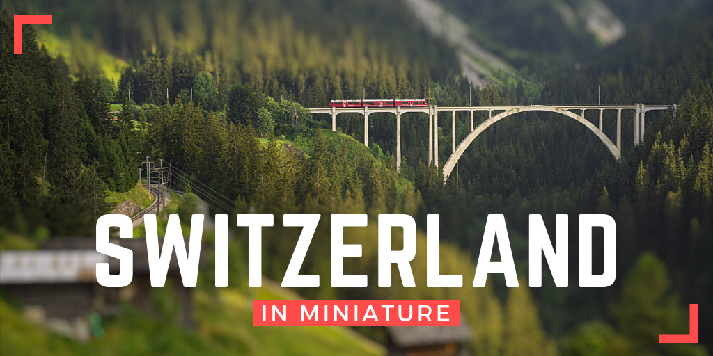 Switzerland In Miniature - Pirmin Henseler