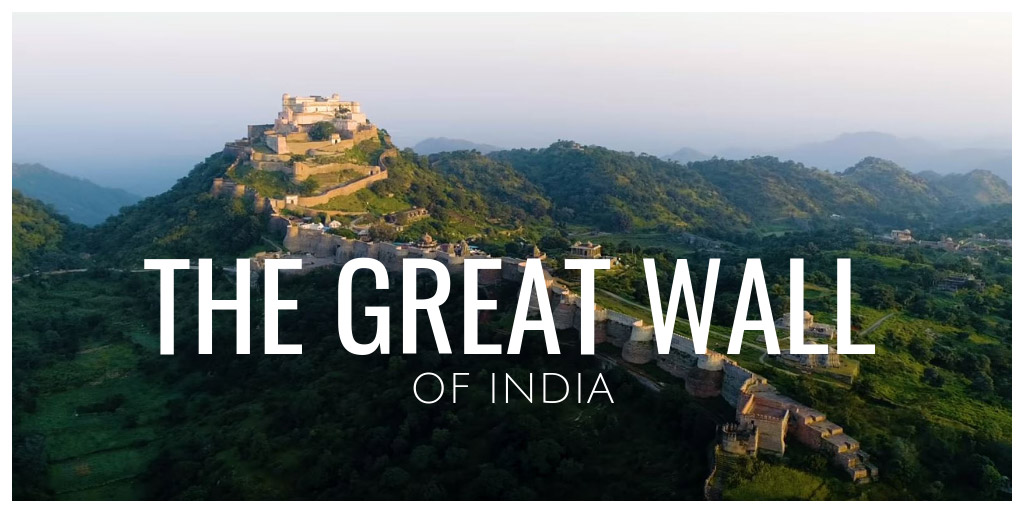 The Great Wall of India - Great Big Story
