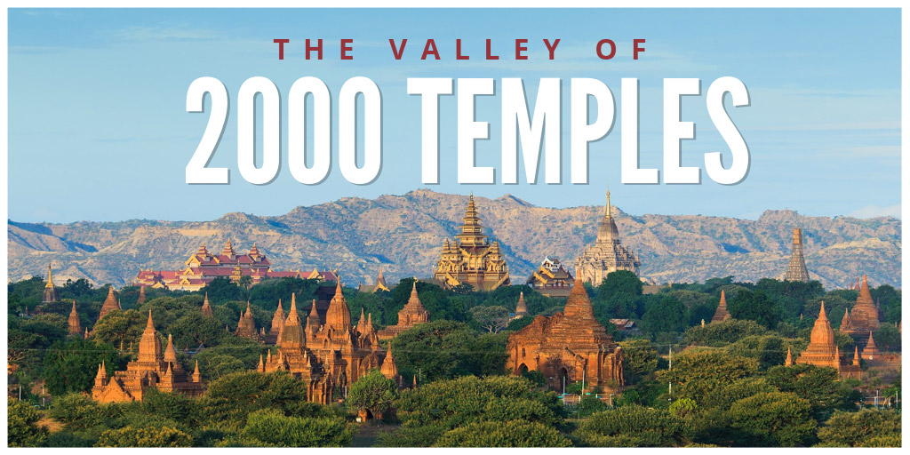 The Valley of 2,000 Temples - Great Big Story