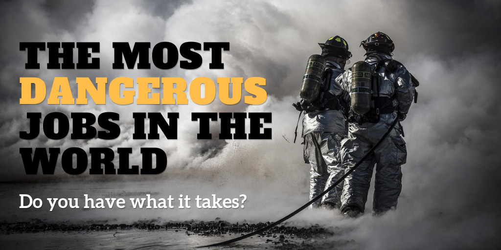 The Most Dangerous Jobs In the World - Top Trending