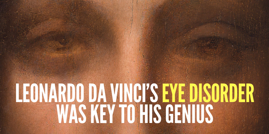 Leonardo da Vinci's Eye Disorder Was Key to His Genius - Frieze