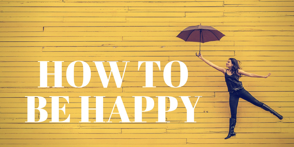 How to be Happy - Second Thought