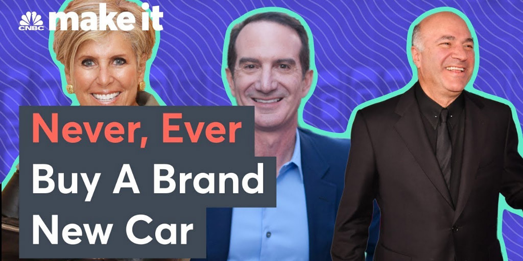 Experts Agree: Don't Buy A New Car - CNBC Make It.