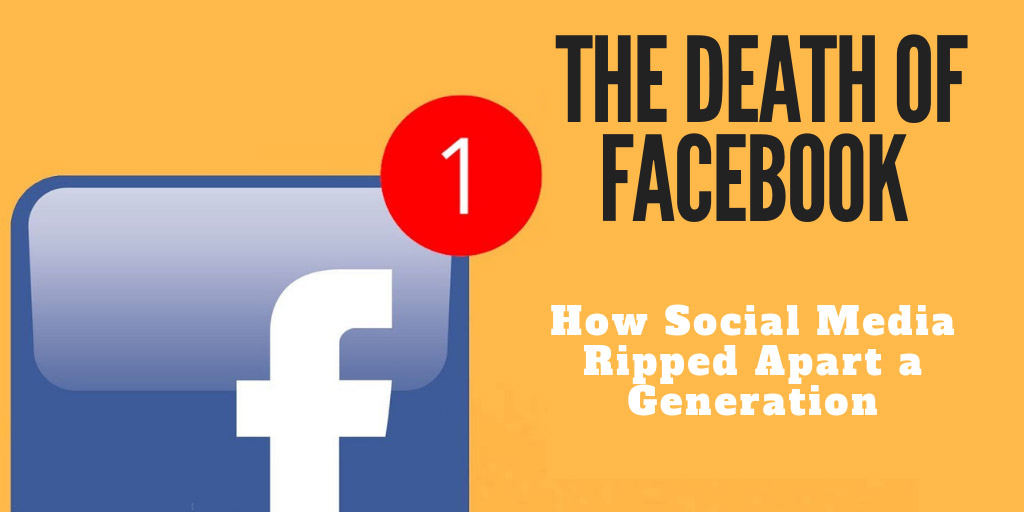 The Death of Facebook | How Social Media Ripped Apart a Generation - ColdFusion