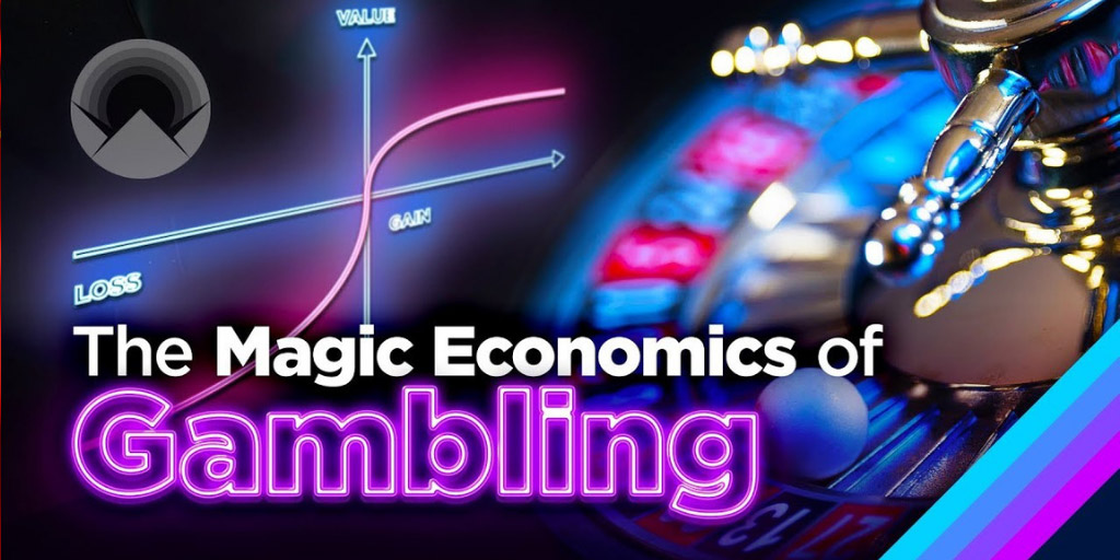 The Magic Economics of Gambling - Wendover Productions