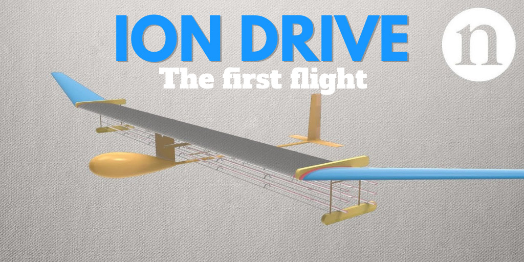 Ion drive: The first flight - Nature