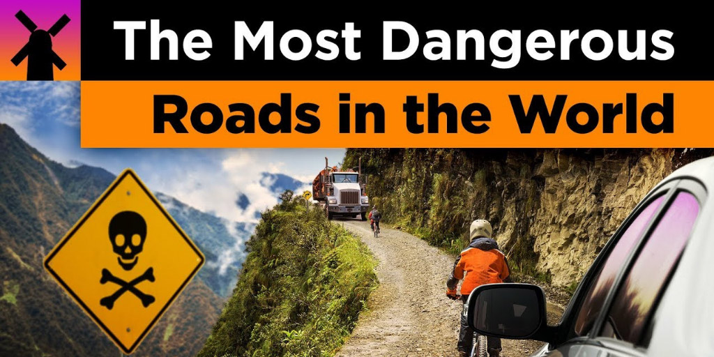 What's the Most Dangerous Road in the World? - RealLifeLore