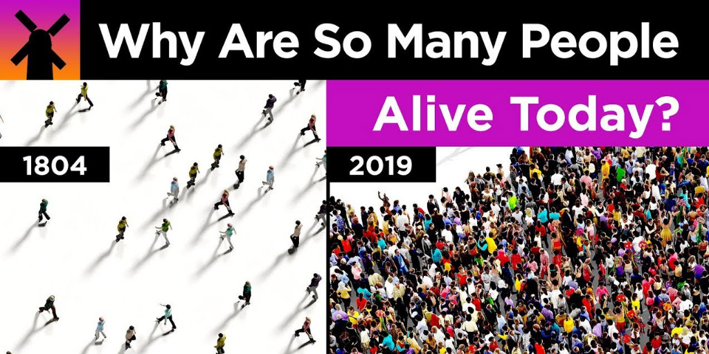 Why are SO Many People Alive Today?
