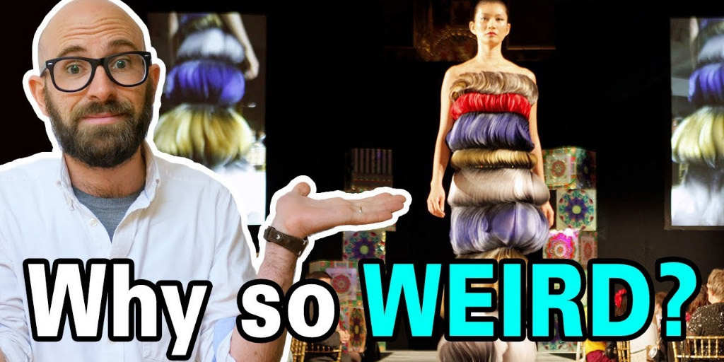 What's the Deal with the Bizarre Clothes at Fashion Shows? - Today I Found Out