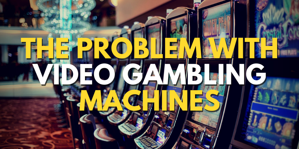 The problem with video gambling machines - Vox