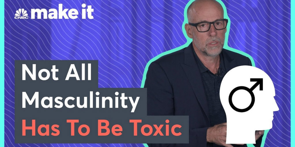 Not All Masculinity Is Toxic - CNBC Make It.