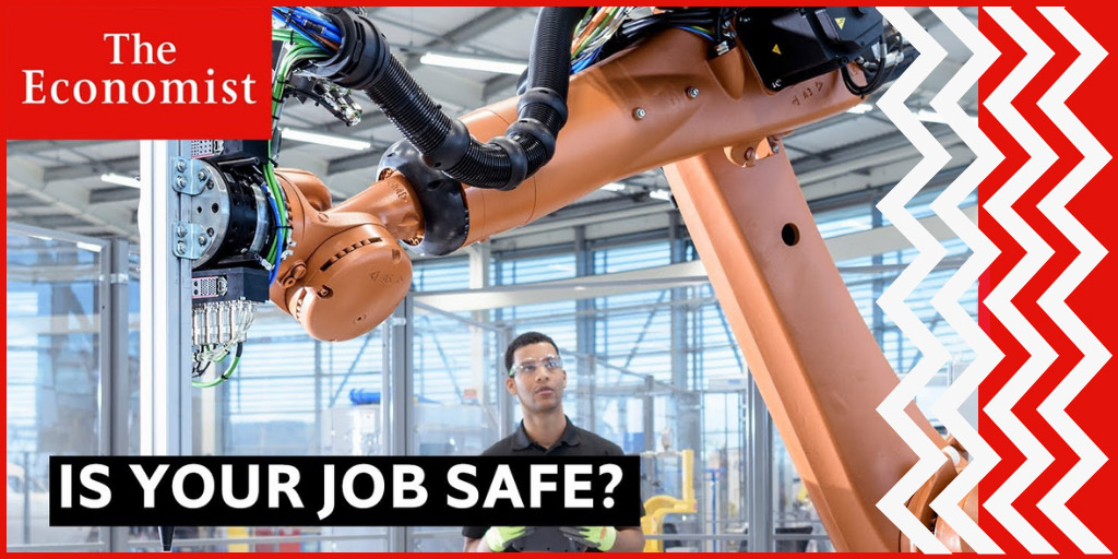 Is your job safe - collaboration, automation, annihilation?