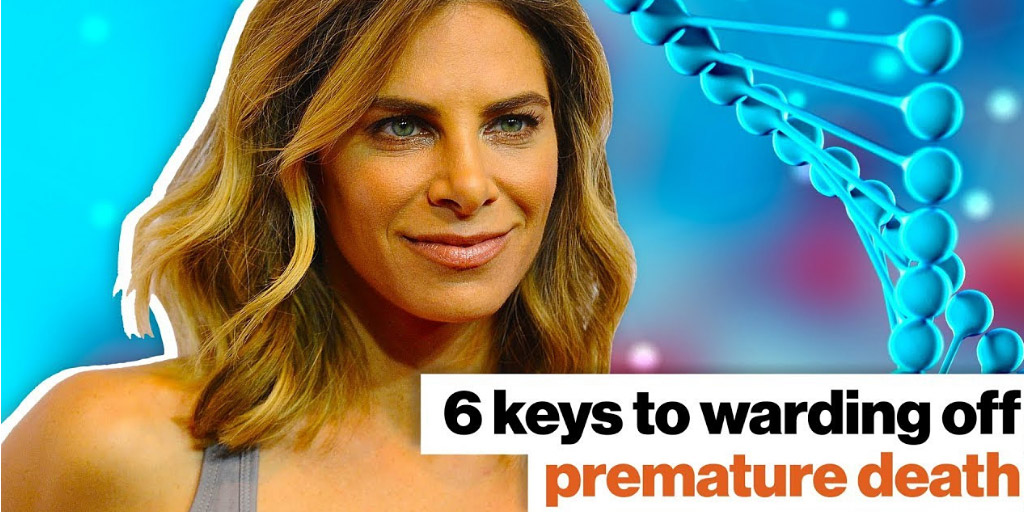 Jillian Michael's 6 health keys to conquer aging - Big Think