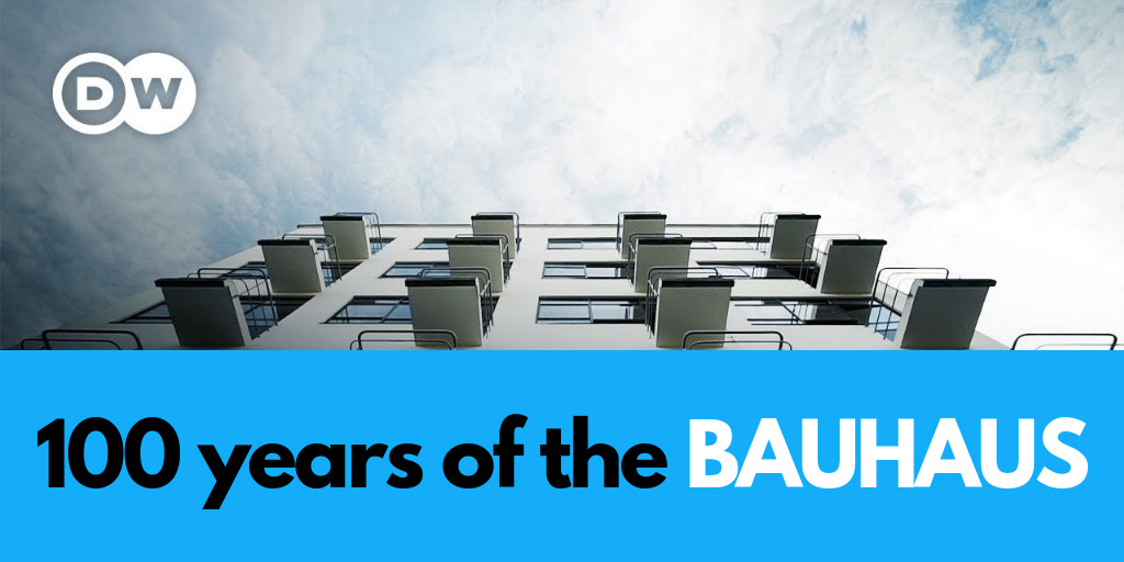100 years of the Bauhaus - DW Documentary