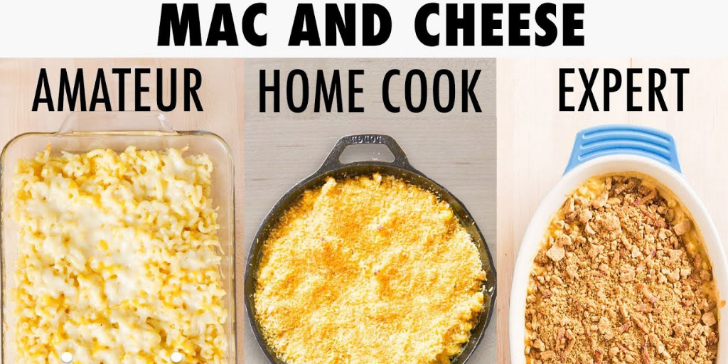 4 Levels of Mac and Cheese: Amateur to Food Scientist - Epicurious
