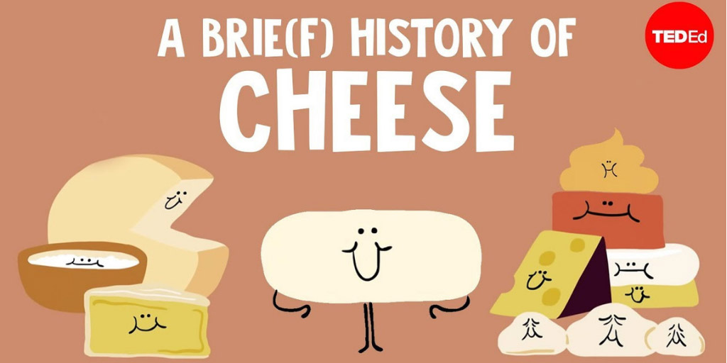 A brie(f) history of cheese - Paul Kindstedt - TED-Ed