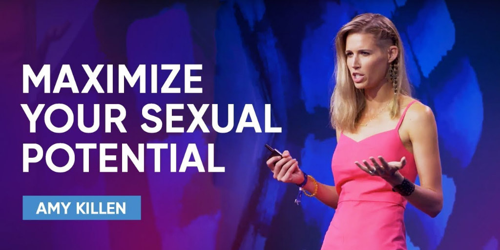 How To Maximize The Potential Of Your Sexual Health - Amy Killen - Mindvalley Talks
