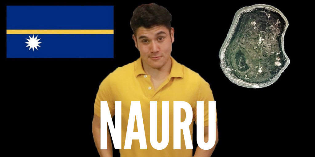 Geography Now! NAURU