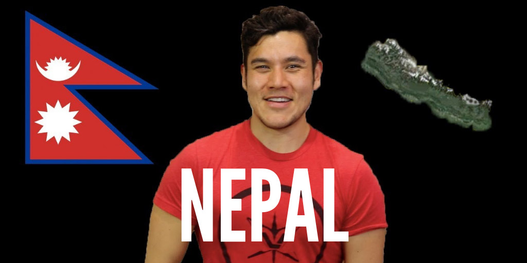 Geography Now! NEPAL - Geography Now