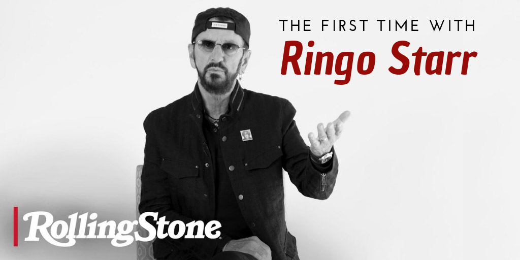 The First Time with Ringo Starr
