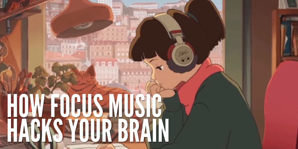 How Focus Music Hacks Your Brain - Cheddar