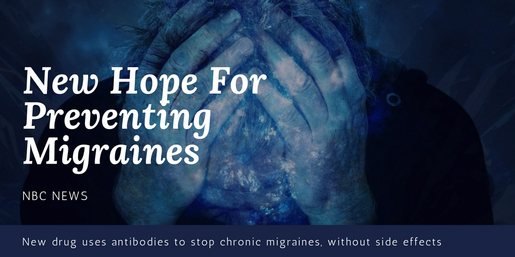 New hope for preventing migraines - NBC News