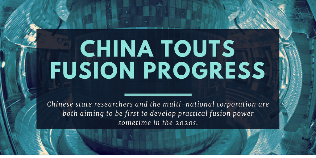 China Touts Fusion Progress As New Details On Lockheed Martin's Reactor Emerge - The Drive