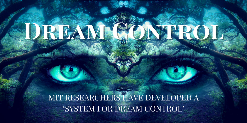 MIT Researchers Have Developed a System for Dream Control