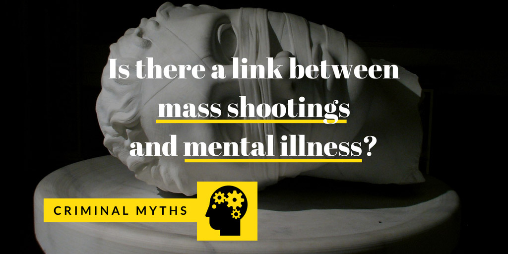 Is there a link between mass shooting and mental illness - BBC Future