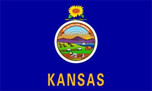 Kansas Flag
