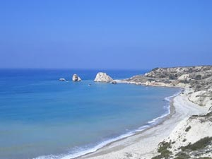 Baths of Aphrodite, Cyprus