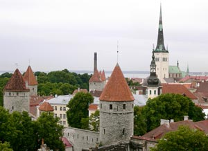 St. Olav's Church, Tallinn, Estonia - Photographer: Steve Jurvetson