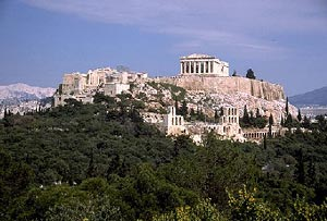 Acropolis - Athens,Greece