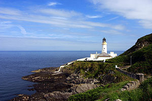 Douglas Head Lighthouse, Douglas, Isle of Man - Photographer: Andy Stephenson