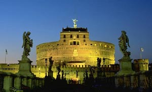Castel Sant'Angelo, Rome - Photographer: Andreas Tille