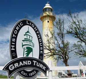 Grand Turk Light - Photographer: TampAGS