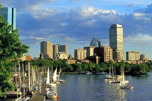 Boston Downtown, Massachusetts, USA