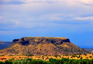 Black Mesa, New Mexico, USA