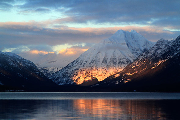 Lake McDonald - Photographer: glaciernps