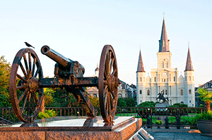 Jackson Square - Photographer: Christian Senger